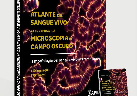 ATLANTE DEL SANGUE VIVO ATTRAVERSO LA MICROSCOPIA IN CAMPO OSCURO